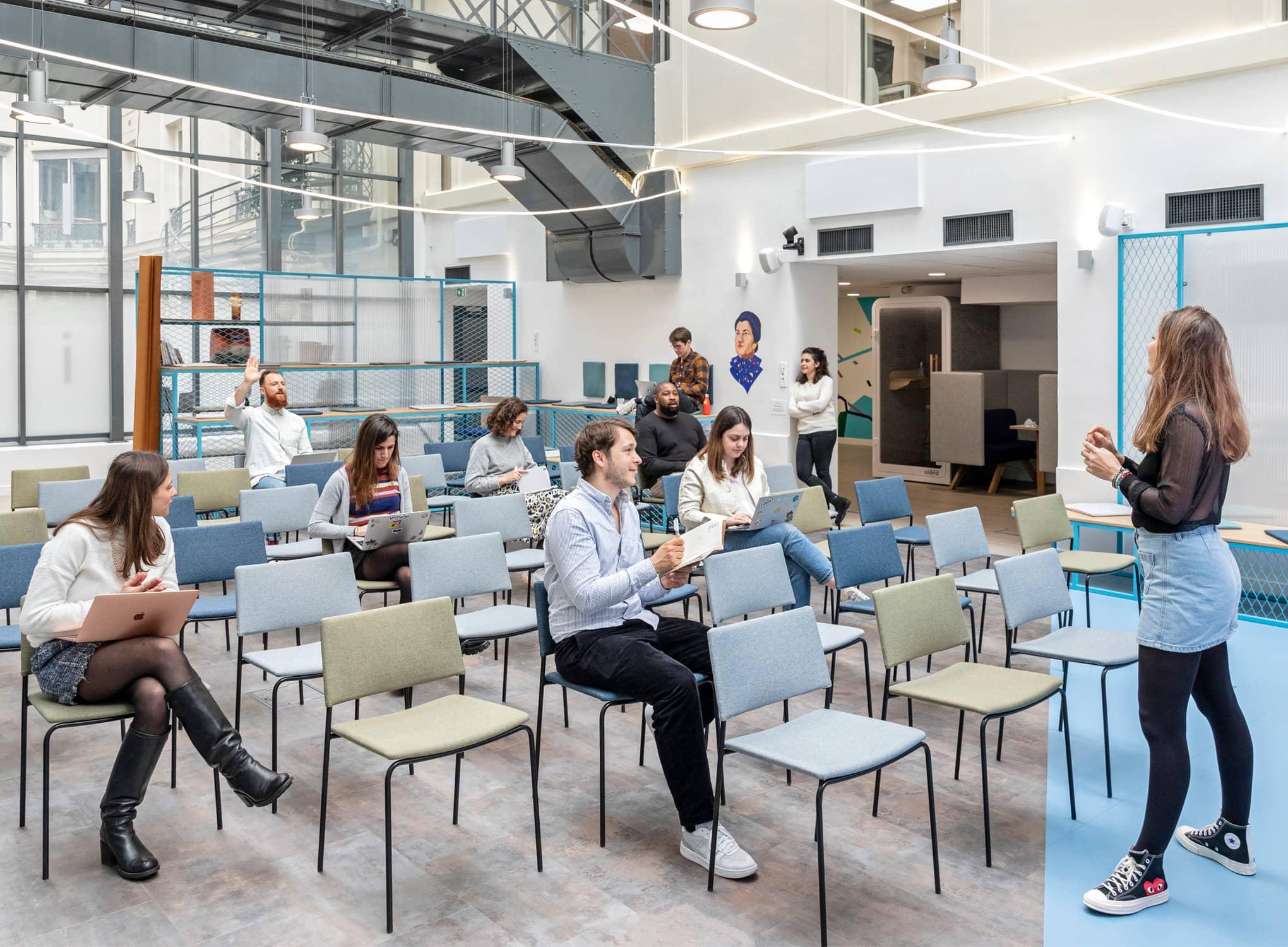 Le Centre d'Accélération Digitale