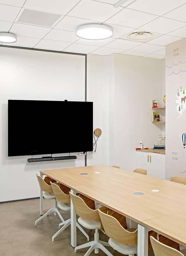 CAD Paris - Centre Acceleration Digitale - Salle Malala