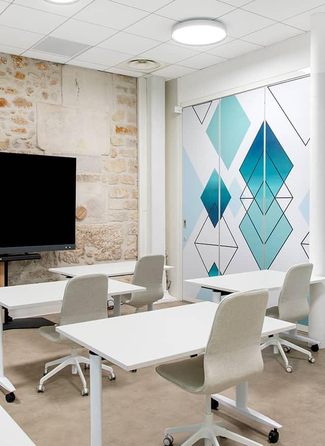 CAD Paris - Centre Acceleration Digitale - Salle Ruth