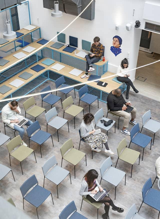 CAD Paris - Centre Acceleration Digitale - Salle Simone
